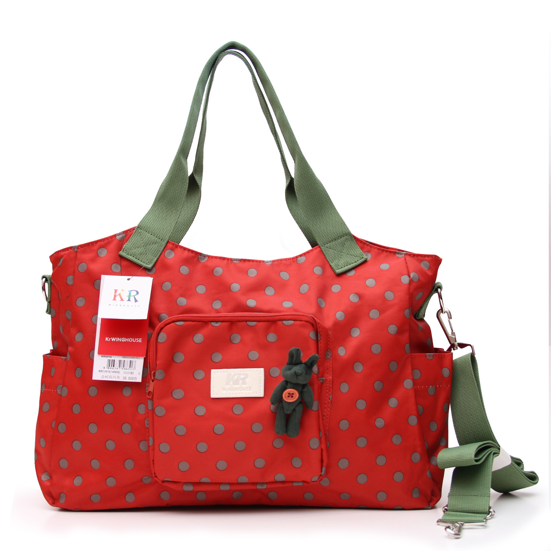 2016 Baby Care Stroller Travel Bag Diaper Nappy bag Maternity Mummy Pregnant Women Messenger Ladies Microfiber Waterproof bolso(China (Mainland))