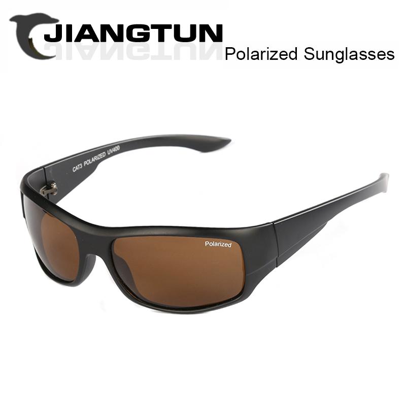 JIANGTUN Polarized Sunglasses Men Brand Designer Hipster Gafas De Sol Polarizadas Black Frame Brand Designer Zonnebril(China (Mainland))
