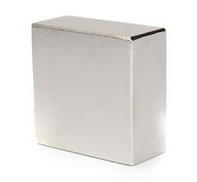 Неодимовый магнит N52 неодимовый магнит блок 40 X 40 X 20 мм N52 очень мощные магниты параллелепипед магнит блок редкоземельных