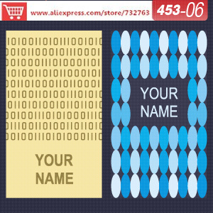 0453-06 business card template  for order free business cards business card design ideas business name card design<br><br>Aliexpress