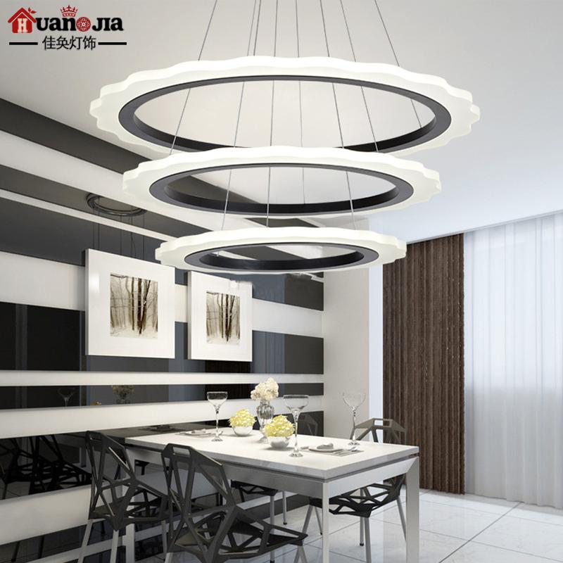 Jia huan chandelier modern minimalist fashion romantic for Minimalist bedroom lighting