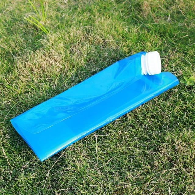 5L Foldable Water Bag Bottle