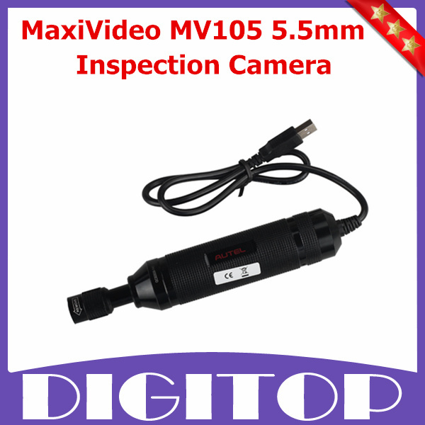 MaxiVideo MV105 5.5mm Digital Inspection Camera for MaxiSys Tablet Kit with Free Shipping<br><br>Aliexpress