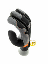 The new 2016 mechanics glovesMAC02 with LED energy-saving lamps work gloves rescue CE safety glove(China (Mainland))