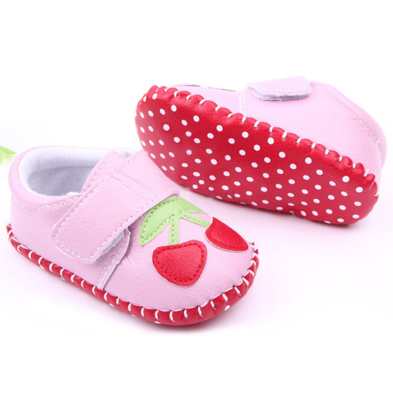Retail 2016 Infant Girls Boys Pu Leather Baby Shose Toddler Soft Sole Bowknot Prewalker Crib Shoes Free Shipping<br><br>Aliexpress