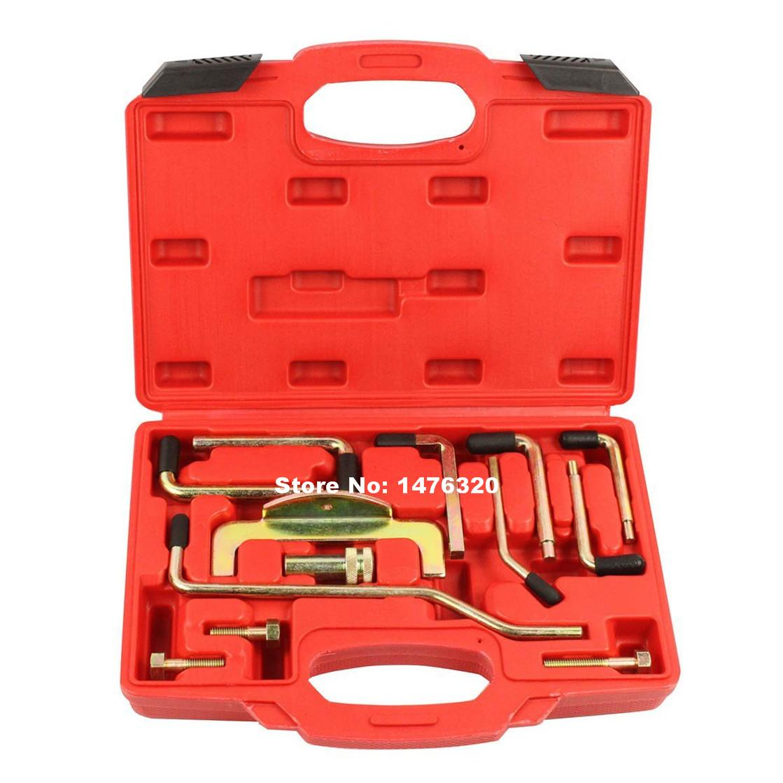 Automotive Engine Timing Crankshaft Alignment Locking Tool Set For Peugeot VW Volvo Citroen AT2146(China (Mainland))
