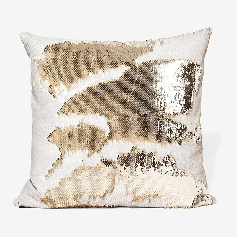 40*40 Sequin Mermaid Pillow Color-Changing Swipe Hand Fun Pillows Two-tone reversible writable sequins Pillow Cover Home Decor(China (Mainland))