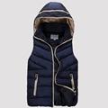 Women Vest New Female Outwear Sleeveless Jacket Winter Down Cotton Warm Women Waistcoat Plus Size Casual