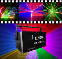 Discount promotion 5w stage laser lighting dj party light laser projector(China (Mainland))