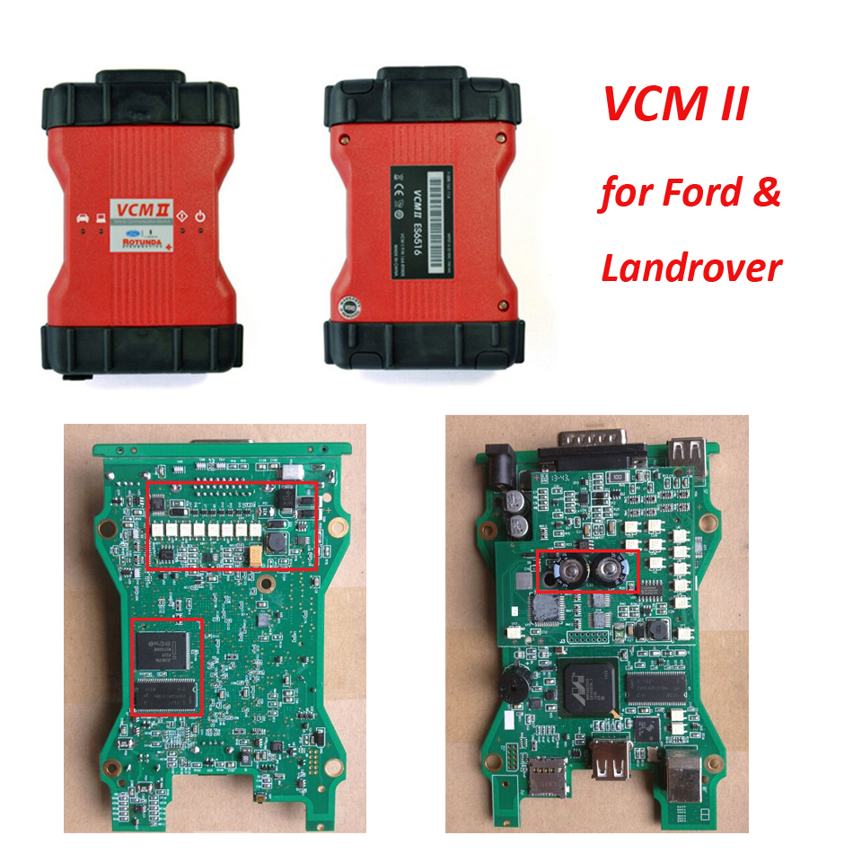 New arrival For Ford VCM ii VCM IDS V96 Scan Tool Support For Ford 1996-2013 Vehicles VCM 2 IDS VCM II For landrover(China (Mainland))