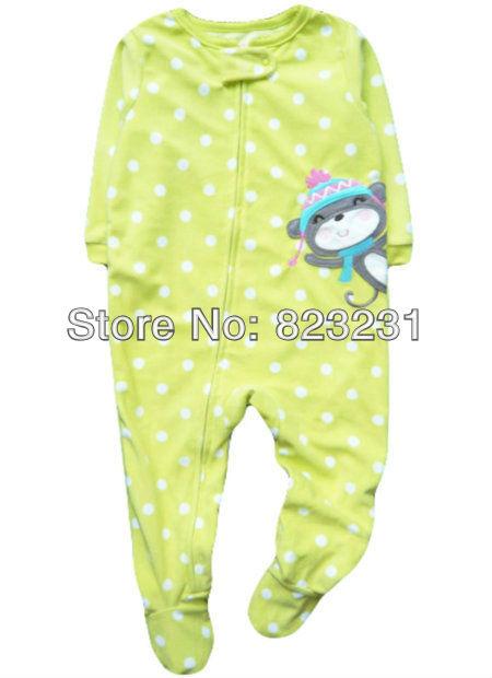 One-Piece Footed Pajamas - ChinaPrices.net