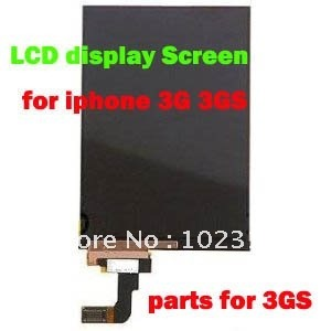 Original LCD display Screen Replacement For iphone 3G 3GS freeshipping sample(China (Mainland))