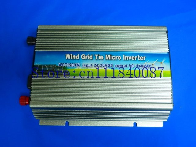 Special offer! Grid Tie inverter for wine turbine 800w