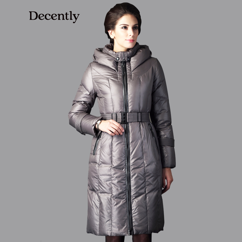 Free shipping New Winter Jacket Womans Outerwear Slim Hooded Down Jacket Woman Winter Warm Down Coat 2A7111Одежда и ак�е��уары<br><br><br>Aliexpress
