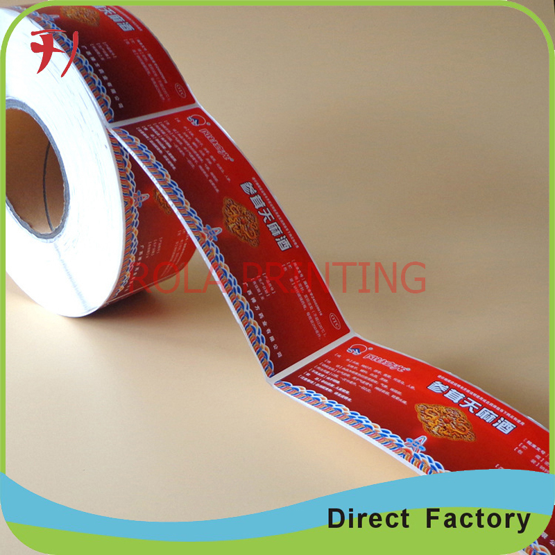 Popular fasson label buy cheap fasson label lots from for Custom laminations
