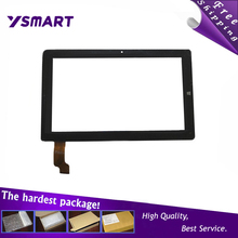 2pcs 10.6'',100% New for Chuwi VI10 Pro Dual OS (64GB) touch screen with frame(275mm*168mm),Tablet PC sensor digitizer