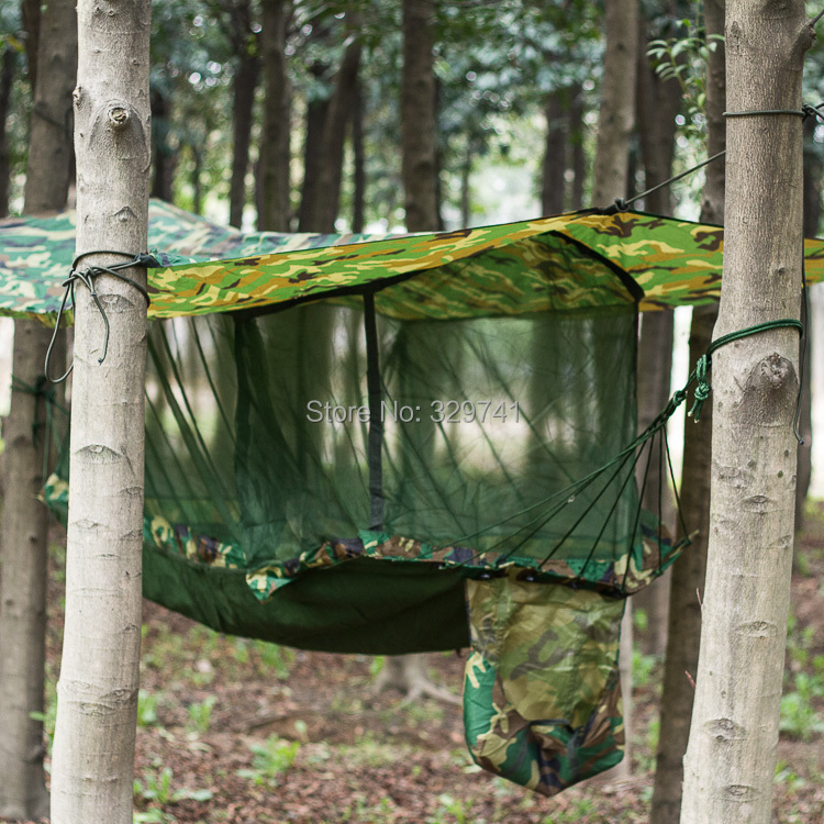 Online kopen wholesale jungle hangmat tent uit china jungle hangmat tent groothandel - Anti muggen gordijn ...