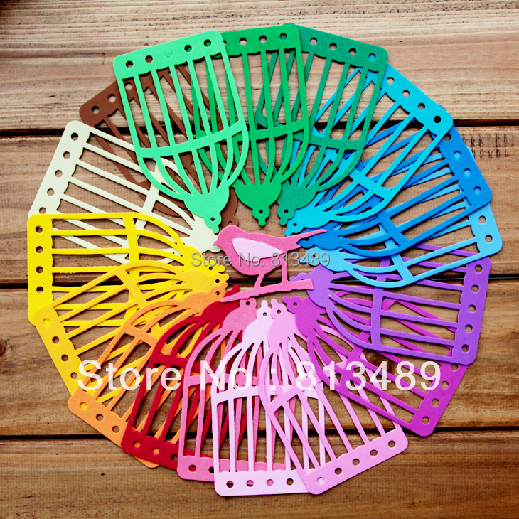 Buy free ship 20sets lot bird cages for Handmade decoration pieces