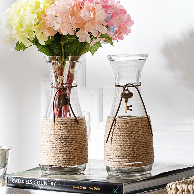 Online kaufen gro handel glas blumentopf aus china glas for Blumentopf glas