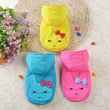 Buy 2016 New Dog Apparel Leisure Autumn/Winter Pet Dog Clothes Pink Blue Yellow Dogs Coat Jackets Small Dog's Clothing Costume for $7.58 in AliExpress store
