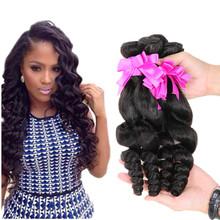 Peruvian Hair Loose Wave 7A Grade Unprocessed Human Hair Loose Wave Aliexpress Products Peruvian Virgin Hair