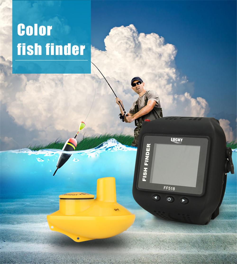 эхолокатор рыболовный