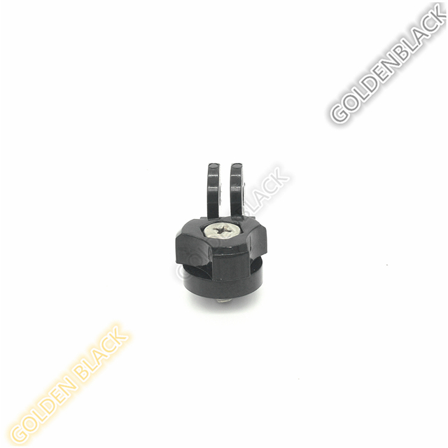 Action camera Gopro Accessories Conversion Block Head Connection For Sony AS200v Xiaomi Yi SJ4000 SJ 5000 Acessorios Go Pro cam