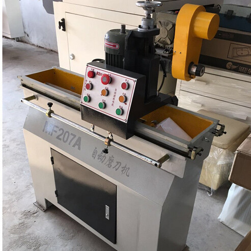 Buy Woodworking machine tools,ATC straight line sharp edge grinding machine,tool sharpener,knife grinder cheap