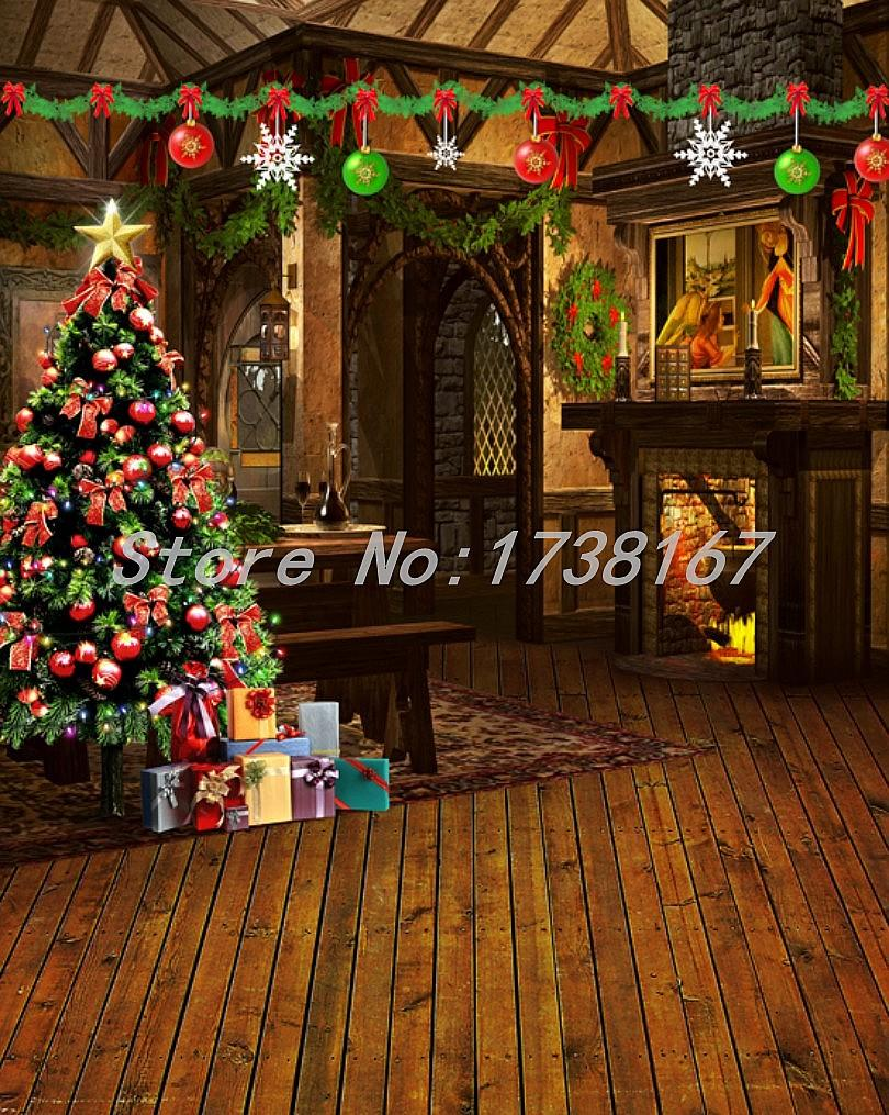 2015 New Newborn Photography Background Christmas Vinyl Photography Backdrops 200cm *300cm Hot Sell Photo Studio Props Baby L851<br><br>Aliexpress
