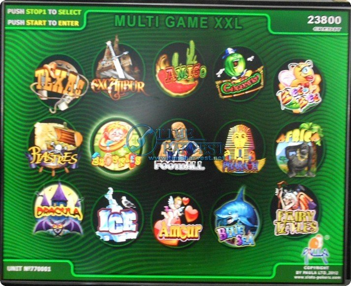 Novomatic (Gaminator) Slot Machines Collection for Free Play