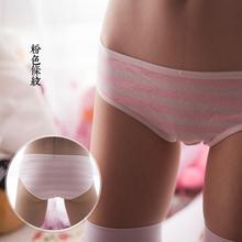 Luka pink stripe panties vocaloid cosplay CRYPTON FUTURE MEDIA Megurine Luka Briefs