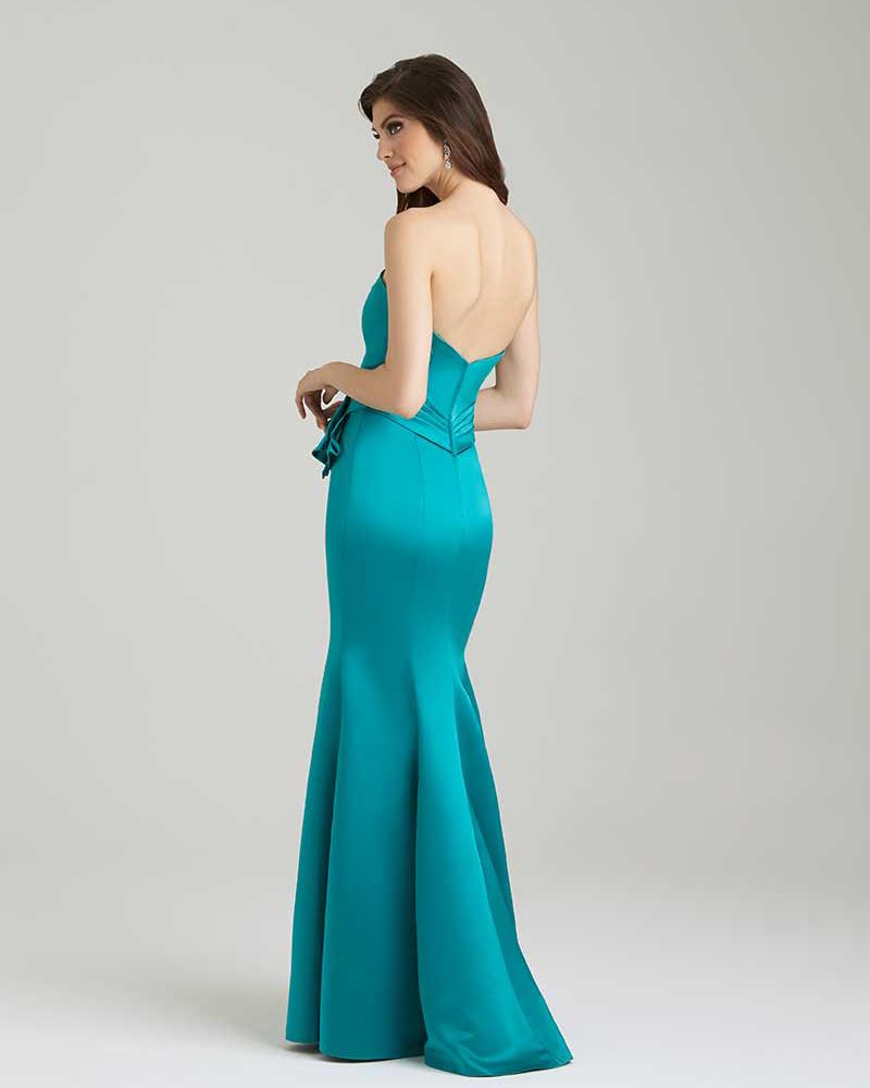 Popular strapless turquoise dress buy cheap strapless for Turquoise wedding guest dress