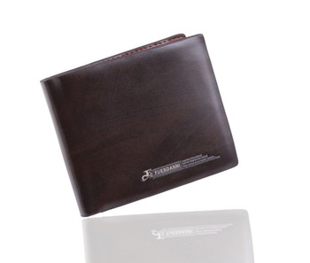 Brand wallets dollar price genuine leather wallet short design wallet card holder men purse carteras