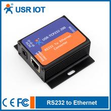USR-TCP232-200 Serial Ethernet Transmission RS232 to TCP/IP/ LAN Converter(China (Mainland))