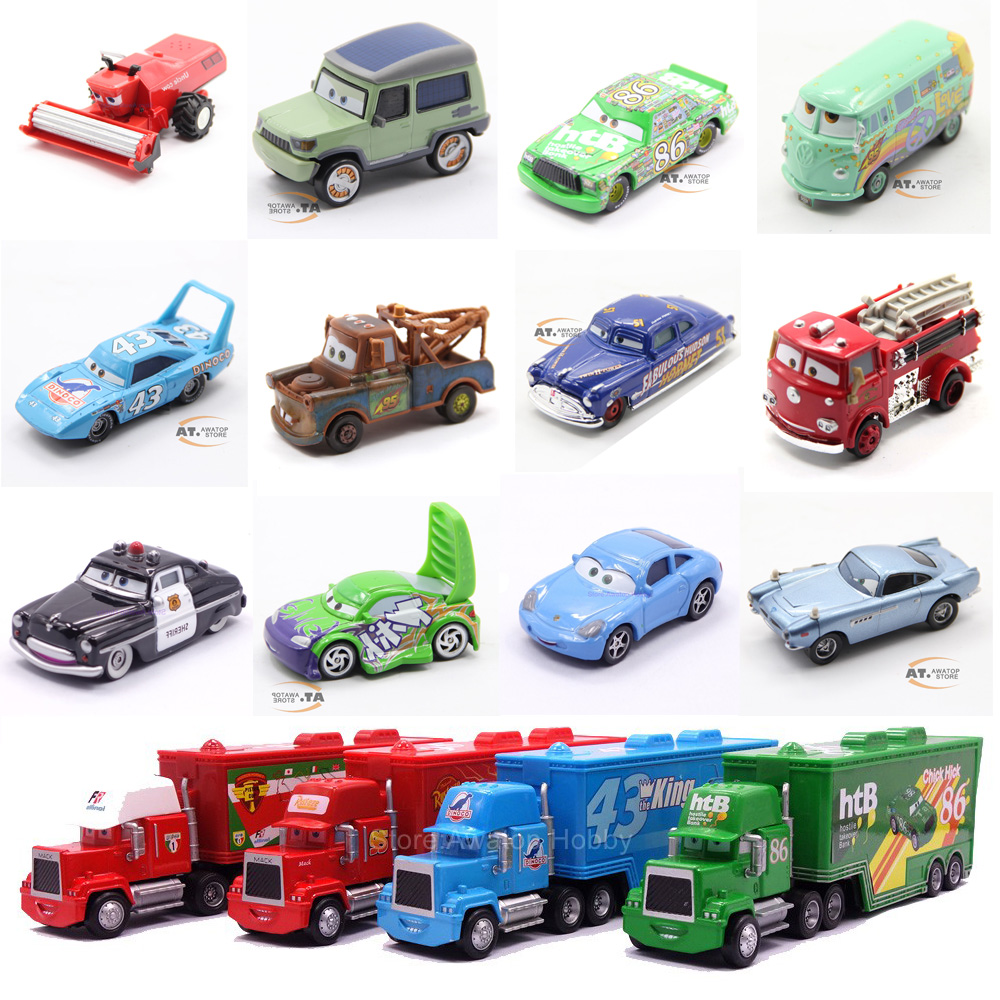 Cars 1 And 2 Toys : Cars toys diecast imgkid the image kid has it
