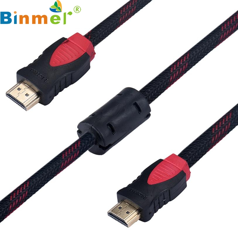 Top Quality 5M HDMI Cable For Bluray 3D DVD PS3 HDTV XBOX LCD HD TV 1080P JAN 20(China (Mainland))