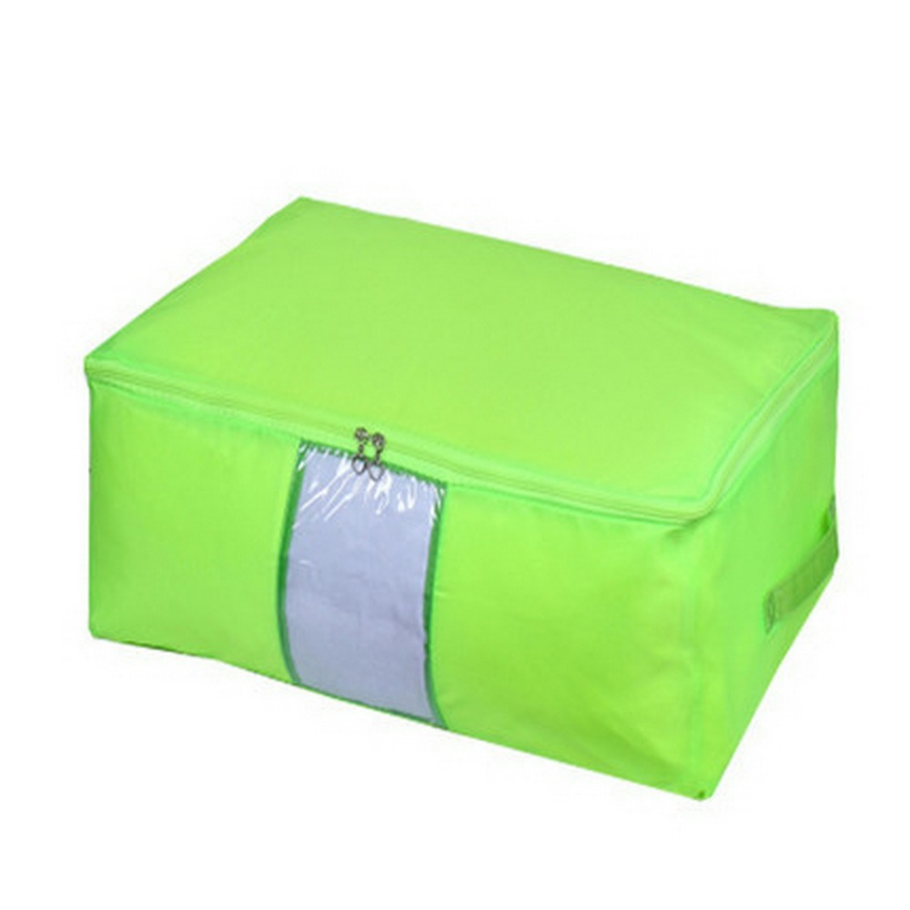 High Quality Nylon Folding Bag Totes Organizer Box Pouch Receive Arrange Cover Clothes Sorting Bags Dust Tools(China (Mainland))