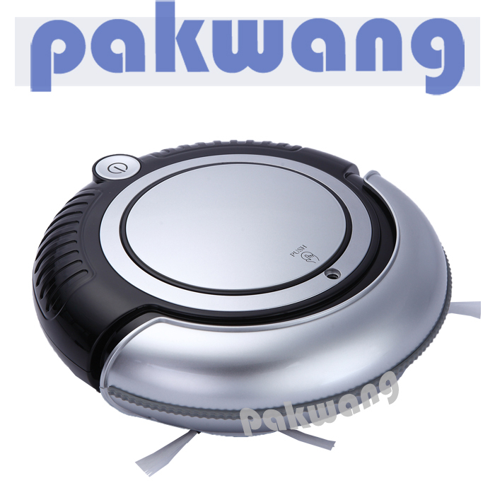 Mini Robot Vacuuum Cleaner K6L with Two Side Brush