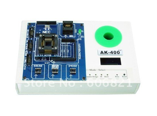 cheap wholesale Professional AK400 key programmer for bmw and for benz(China (Mainland))
