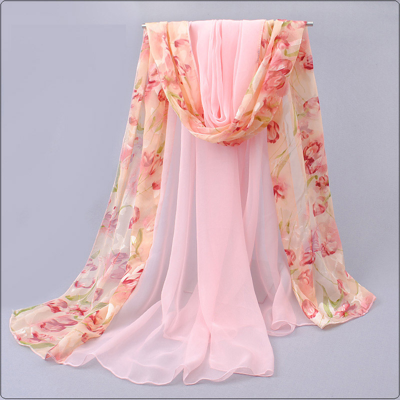 2015 Top Fashion Scarf Women's Scarf Hijab Lencos De Pescoco Spring Autumn Scarf Gentlewomen Silk Scarves And Shawls(China (Mainland))
