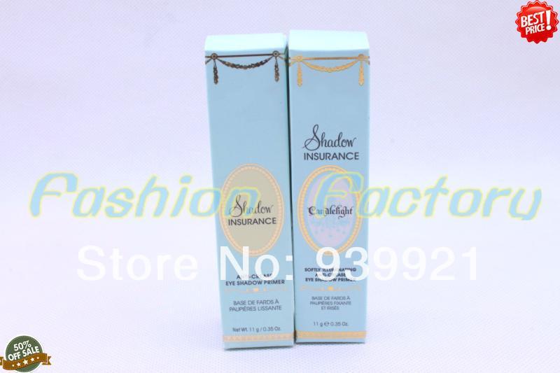 60PC/LOT Shadow Insurance and Candlelight Softly Illuminating Anti-Crease Eye Shadow Primer11G EyeShadow Primer   Free Shipping<br><br>Aliexpress