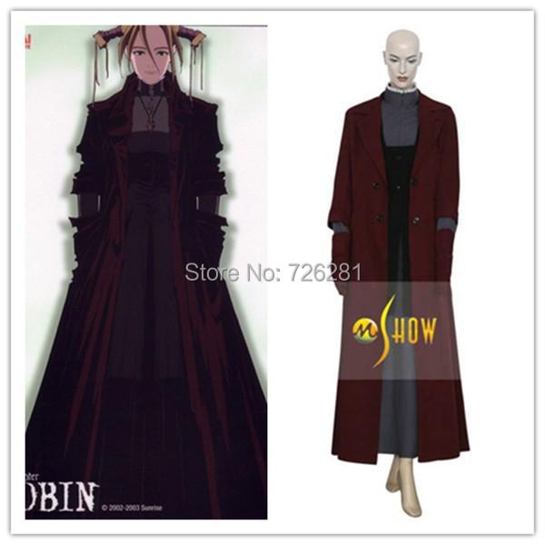 Witch Hunter Robin Robin Sena Cosplay  Costumes