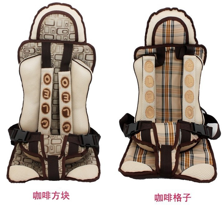 2016 0-9 Year Old Baby Child Portable Car Safety Seat Kids Car Seat 36kg Car Chairs for Children Toddlers Car Seat Cover Harness(China (Mainland))