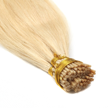 18inch/20inch/22inch Keratin I Tip/ Stick tip hair extension 0.5g #613 light blonde color 100pieces/LOT