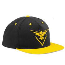 2016 Pokemon Go Cap Hat Team Valor Team Mystic Team Instinct Pokemon Cap Hot Pokemon Hat