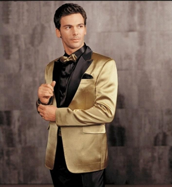 High Quality Gold Tuxedo Jacket Promotion-Shop for High Quality ...
