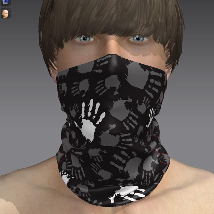 Custom made Buffe tube seamless magic black color outdoor headwear bandanas supplier ,min order 500pcs(China (Mainland))
