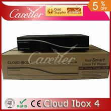cloud ibox4 satellite receiver software download hd cloud ibox 4 2*DVB-S2 Tuner Linux Operating System Free Shipping by DHL 2pcs(China (Mainland))