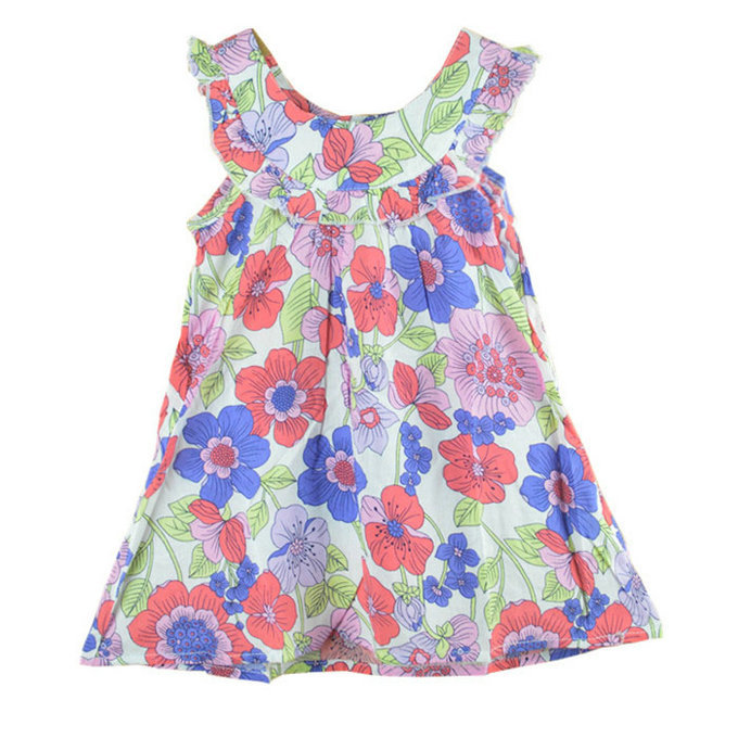 Платье для девочек Girl dress party 2015 floral dresses children children enfant toddler girls kid lace chiffon flower wedding bridesmaid pageant party formal dress kids girl cute dresses 3 12