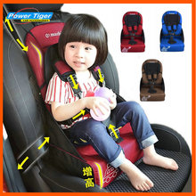 Portable Fold Child Car Safety Seat Baby Car Booster Seat Infant Car Seat Canopy for kids 7Months-5Years Old Kids Dining Chair(China (Mainland))